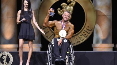 Daniel Minster - DO USA ZA ARNOLDEM A MR. OLYMPIA - crowfunding kampaň