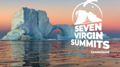 SEVEN VIRGIN SUMMITS PART TWO GREENLAND - crowfunding kampaň