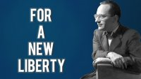 For a New Liberty | crowdfunding kampaň