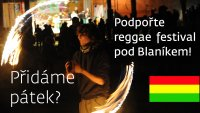 REGGAE FESTIVAL Right News Music Garden | crowdfunding kampaň