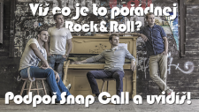 Snap Call - videoklip She's On Fire | Startovač sbírka