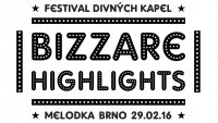 Bizzare Highlights - festival divných kapel - crowfunding kampaň