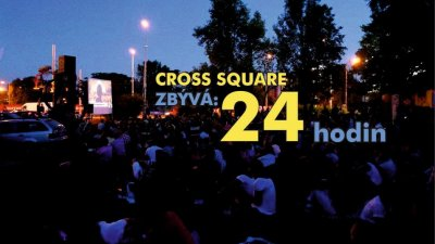 CROSS SQUARE - crowfunding kampaň