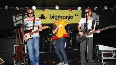 Biomania 18+ - Campus Open Air - crowfunding kampaň