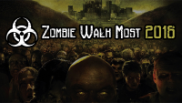 Zombie Walk Most 2016 - crowfunding kampaň