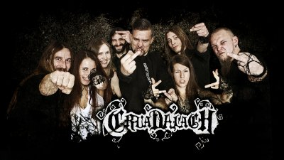 "CRUADALACH – CD ""REBEL AGAINST ME"" 