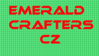 Minecraft server Emerald Crafters - crowfunding kampaň