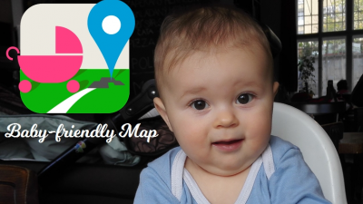 Baby-friendly Map | Startovač sbírka