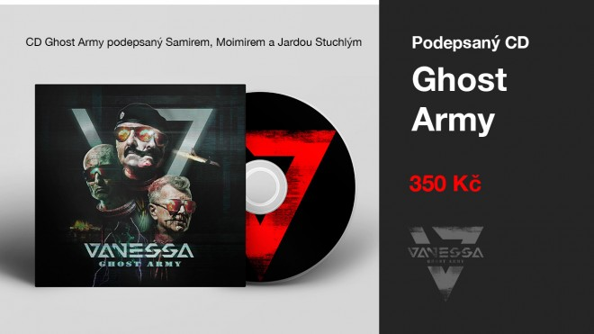CD Ghost Army