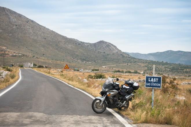 Motorkářův průvodce lehkovážným cestováním. Foto: Archiv Radka Fialy